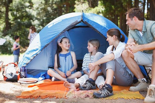 Guide on Camping Holidays